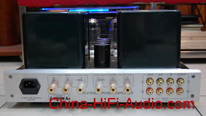 Yaqin Mc 100b Kt88 Tube Integrated Amplifier Power Amp 2